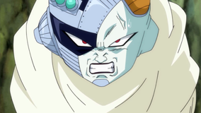 Freeza in Earth's Hell