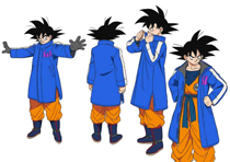 Son Goku (Arctic Clothes)