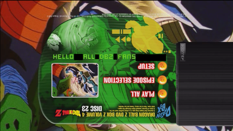 Subliminal messages in dragon ball z