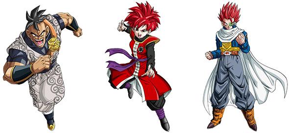 News Quot Dragon Ball Xenoverse Quot Updated Original Character