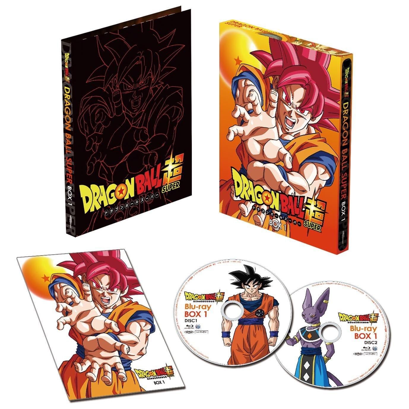 Dragonball Dvd Box