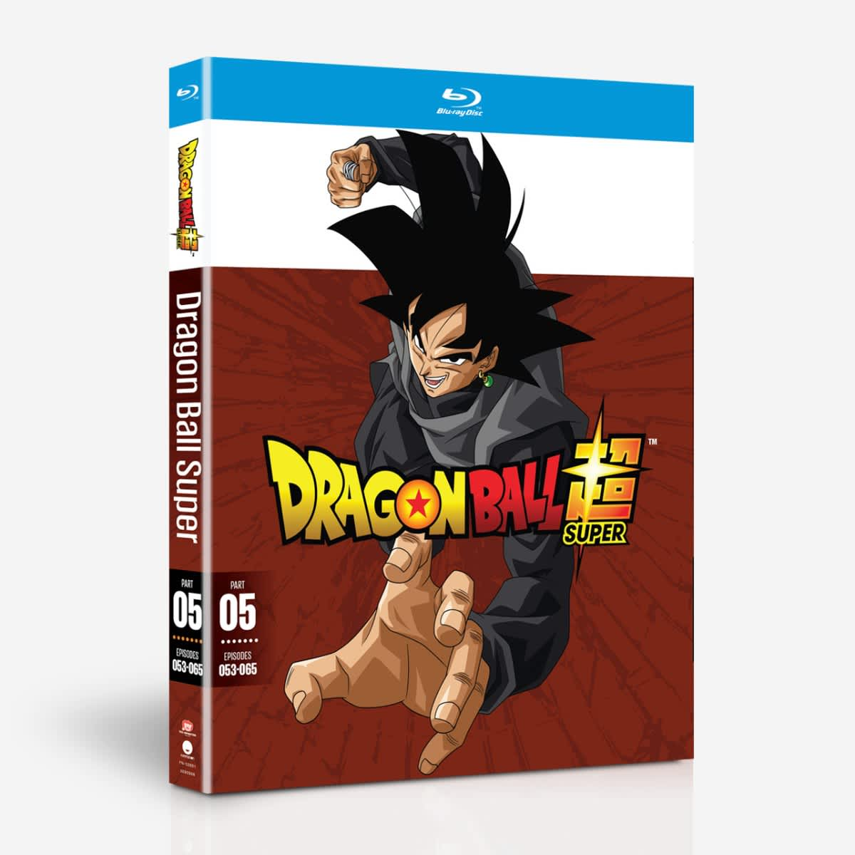 news funimation dragon ball super part five home video dvd blu ray releasing october 2018. Black Bedroom Furniture Sets. Home Design Ideas