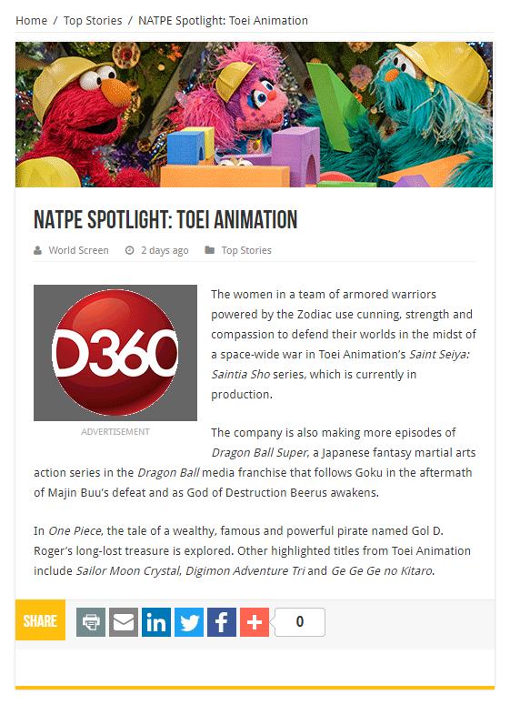 News | NATPE Licensing Convention Spotlight Announces