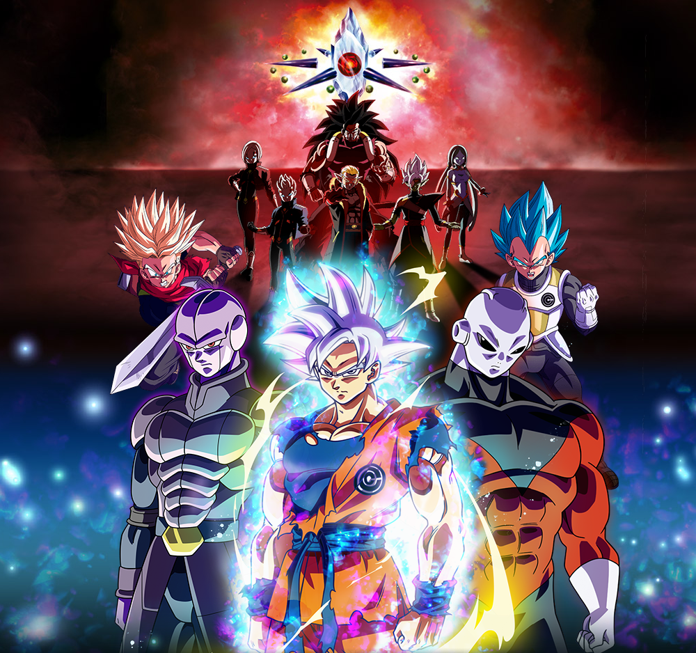 Super Dragon Ball Heroes Promotional Anime