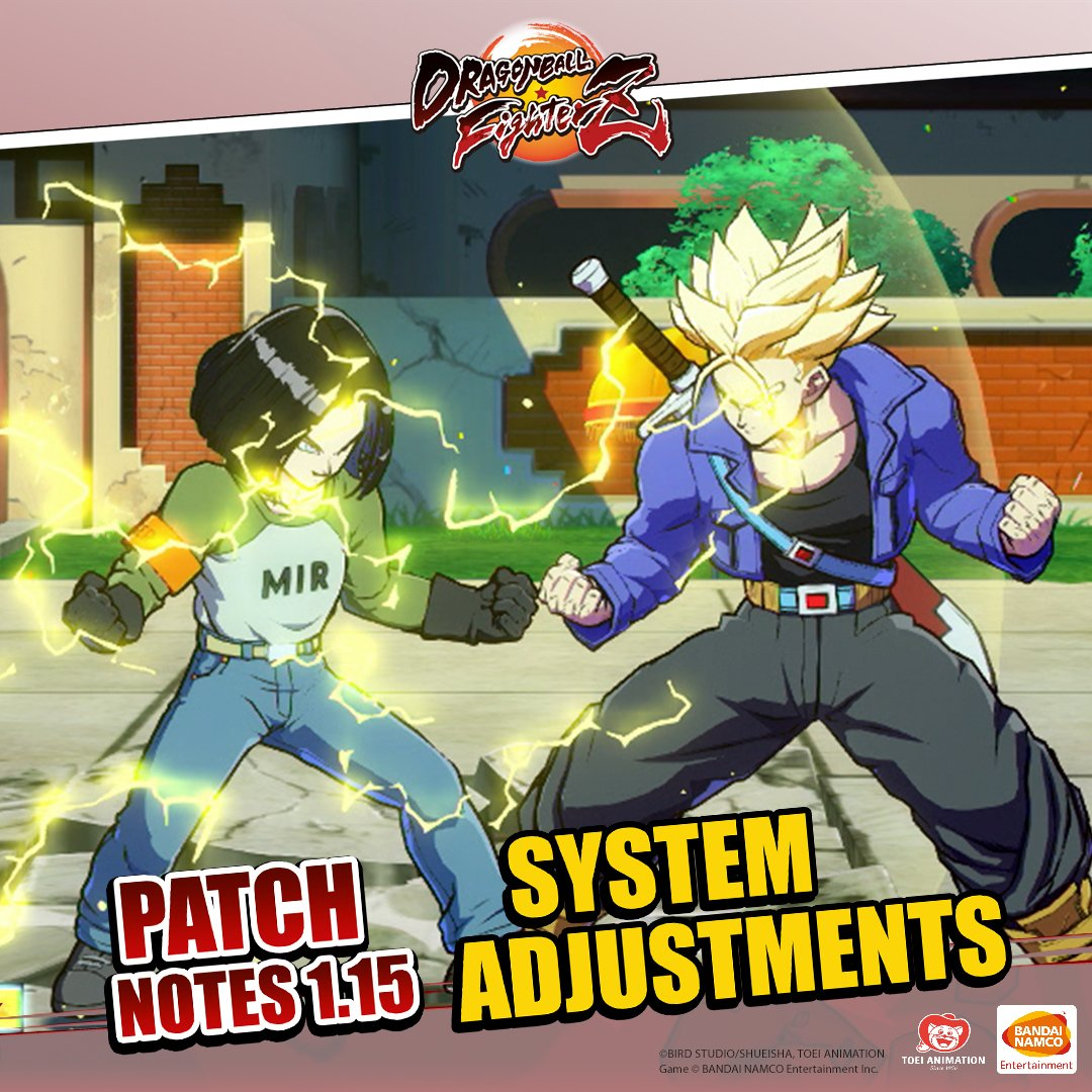 xenoverse 2 patch notes 1.17